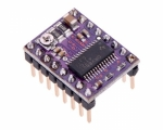 [로봇사이언스몰][Pololu][폴로루] DRV8825 Stepper Motor Driver Carrier, High Current (Bulk, Header Pins Soldered) #2987