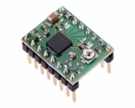 [로봇사이언스몰][Pololu][폴로루] A4988 Stepper Motor Driver Carrier (Header Pins Soldered) #2980
