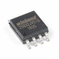 [로봇사이언스몰][Sparkfun][스파크펀] Serial Flash Memory - W25Q32FV (32Mb, 104MHz, SOIC-8) com-15809