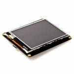 [로봇사이언스몰][LINKSPRITE][링크스프라이트] 2.8inch USB TFT Touch Display Module For pcDuino/Raspberry Pi